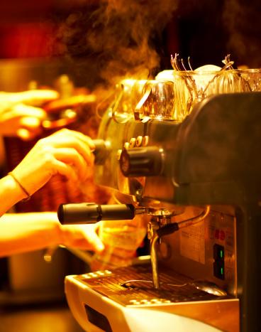 Espresso Machine Instructions