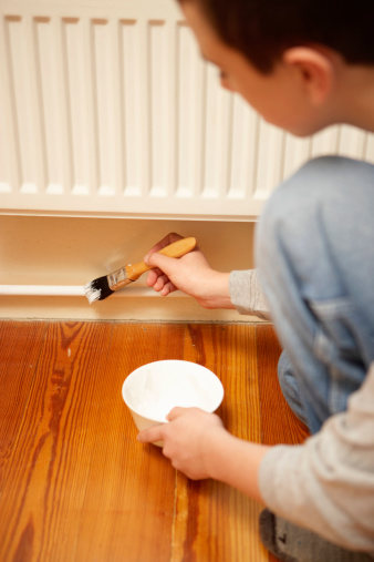 How to Remove Old Baseboard Heater Covers