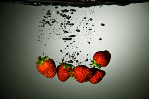 How to Grow Strawberries Under a Grow Light