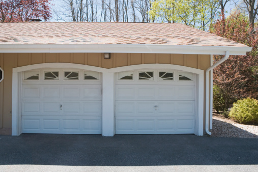 How to figure a garage door rough opening