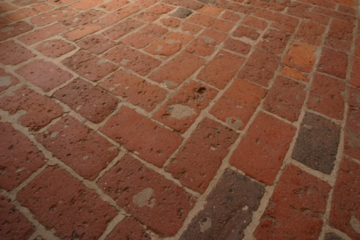 How to Restore a Brick Floor