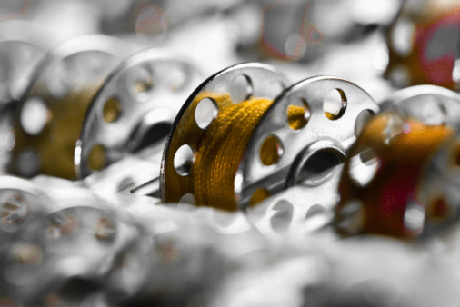 How to Thread and Fill the Bobbin on a Shark by Euro-Pro Sewing Machine