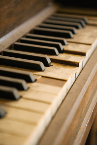 How to Get Rid of a Broken Piano