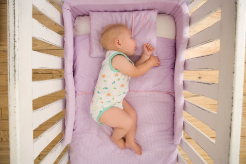 What Is The Correct Height For A Crib Mattress Hunker