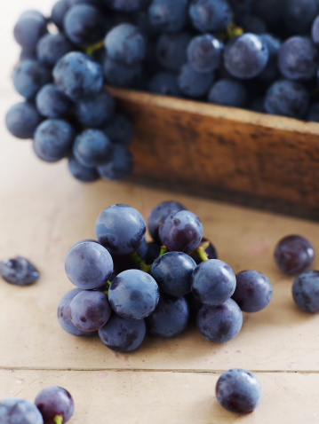How to Remove Seeds From Concord Grapes