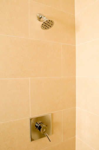 What Type of Grout Is Used on Tile Joints in a Shower?