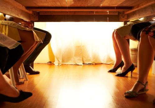 How to Lighten a Hardwood Floor