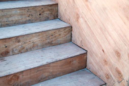 How to Make Lumber Turn Gray