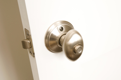 How to Repair a Weiser Door Handle
