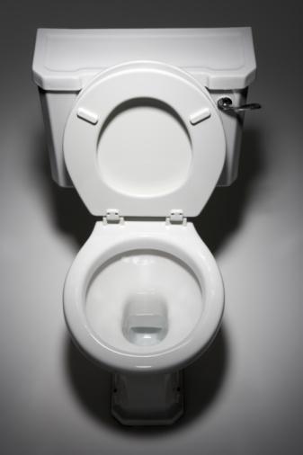 How To Repair A Porcelain Toilet Crack