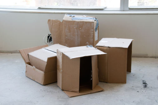 How to Bundle Cardboard