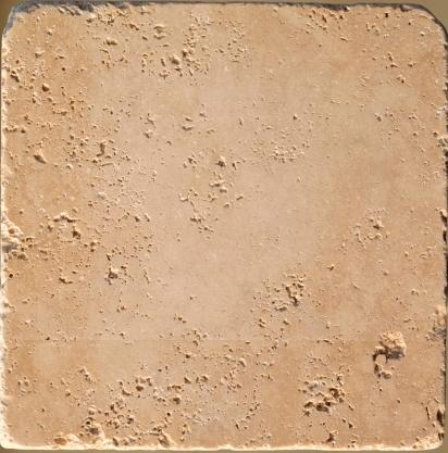 Will Bleach Damage Limestone Tile?