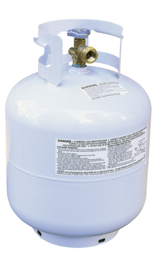 How to Keep a Propane Regulator From Icing Up