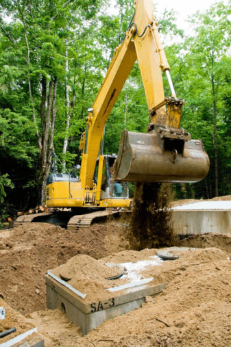 How Deep Should a Septic Leach Field Be?