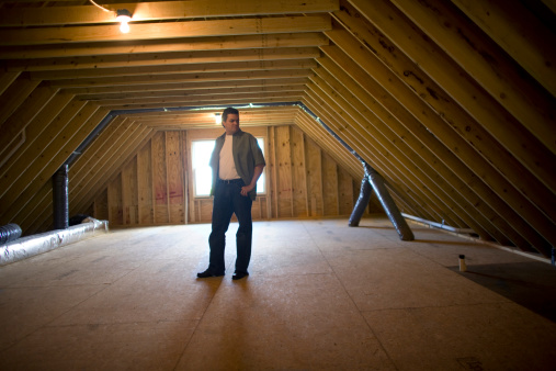 How to Turn an Attic into a Room