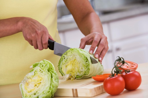 The Proper Way to Sharpen a Kitchen Knife
