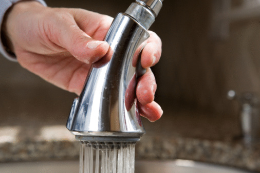 How To Repair A Grohe Faucet Spray Handle Hunker