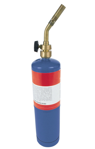 Propane Torch: Regulator Won't Work