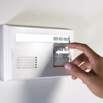 How to Reset a GE Home Alarm System
