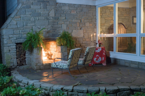 Can You Use Pea Gravel Under A Patio? | Hunker