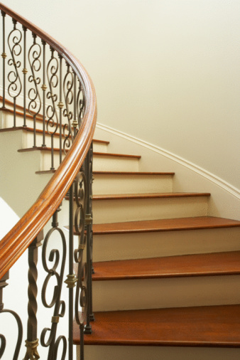 What Type of Sander for Hardwood Stairs?