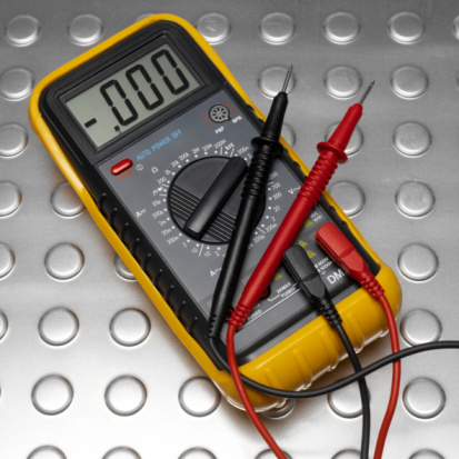 How to Read a Multimeter's Capacitance