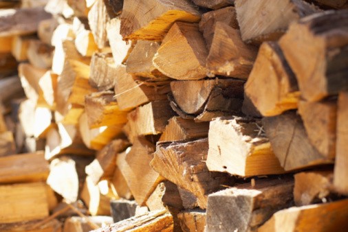 What Are the Measurements for a Rack of Firewood?