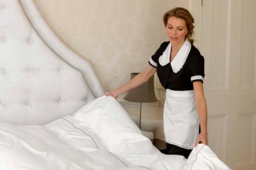 How to Repair Down Comforters