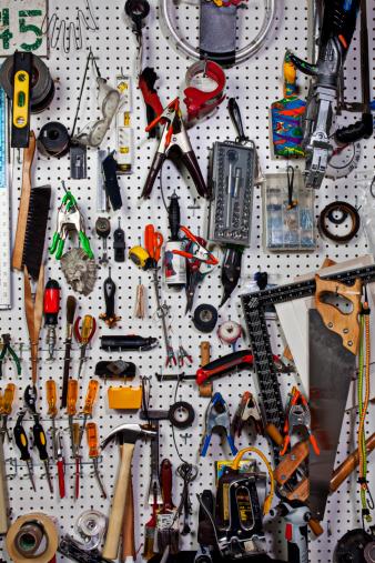 Step 1 & How to Store Tools u0026 Equipment | Hunker