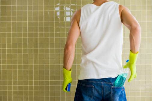 How To Remove Mold From A Shower With Vinegar Hydrogen