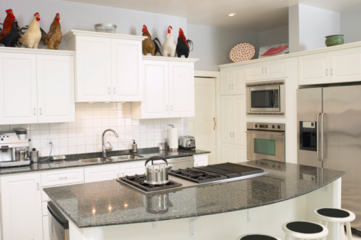 How To Remove Grease And Grime From Kitchen Cabinets