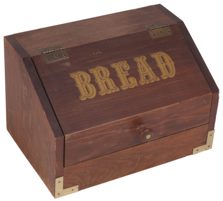 Wooden Bread Boxes Vs. Stainless Steel Bread Boxes