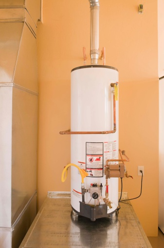 Clean Hot Water Heater 52