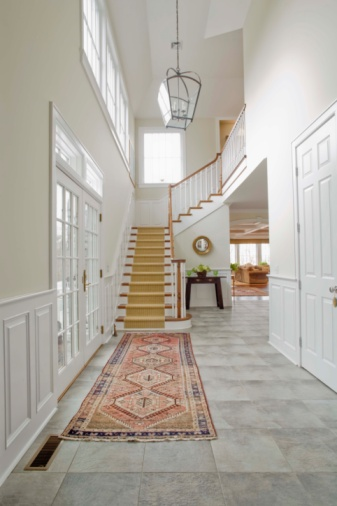 How To Clean Sticky Tile Floors Hunker