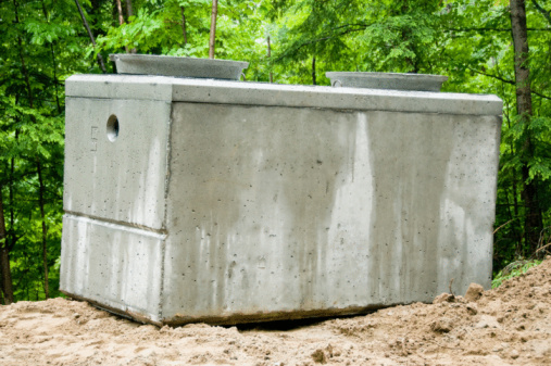 How to Fix a Leaky Septic Tank