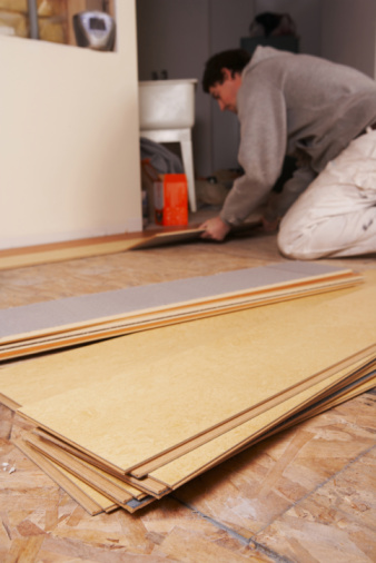 Scibing Laminate Flooring Is Critical To A Professional Looking Installation