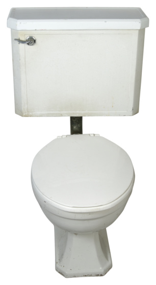 How to Fix a Leaking Toilet Handle