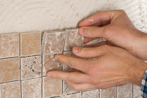How to Sand Grout