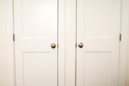 The Size of a Hallway Closet