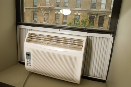 How to Make a Window Air Conditioner Fit a Large Window