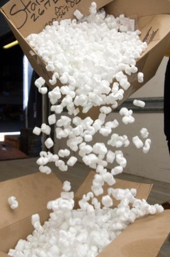 Styrofoam Uses