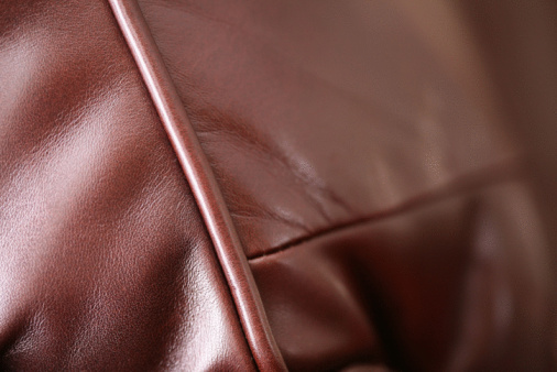 How to Fix a Leather Couch With Bleach Stains