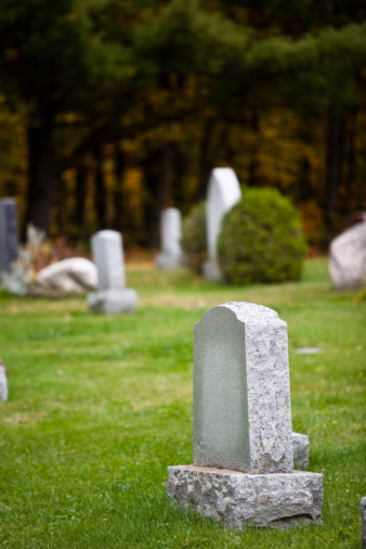How to Check for Prices on Cemetery Plots