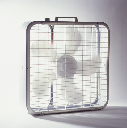 Should a Box Fan Be Facing in or out of the Window?