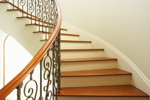 How to Make Curved Stairs | Hunker