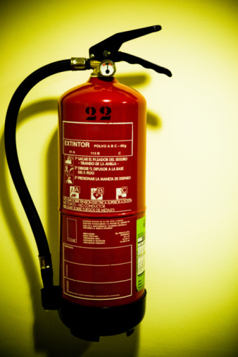 How to Empty a Fire Extinguisher