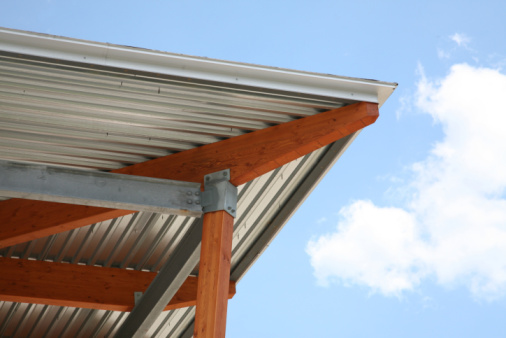 How to Square a Metal Roof