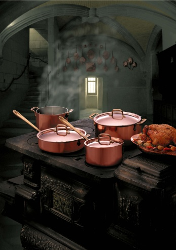 Why Copper Pots Turn Black