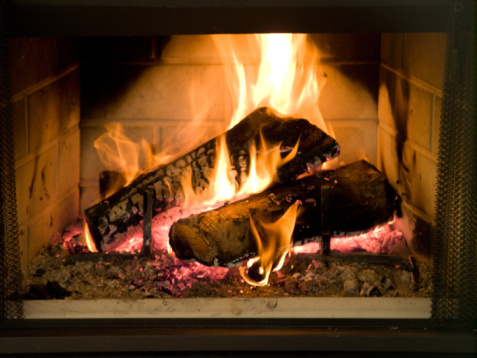 Step 1 & How to Put Out a Chimney Fire With Salt | Hunker