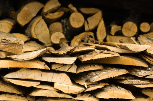 How to Identify Split Wood Firewood